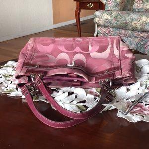 Coach Bags - Coach Penelope Optic Signature Carryall